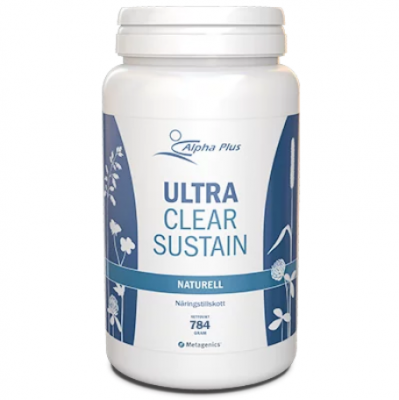 Alpha Plus UltraClear Sustain 784 g