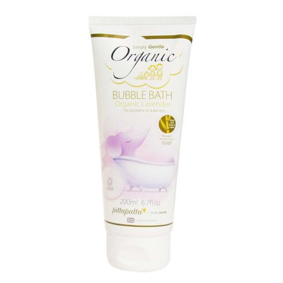 Pitta Patta Organic Bubbles & Cuddles Bubble Bath 200ml