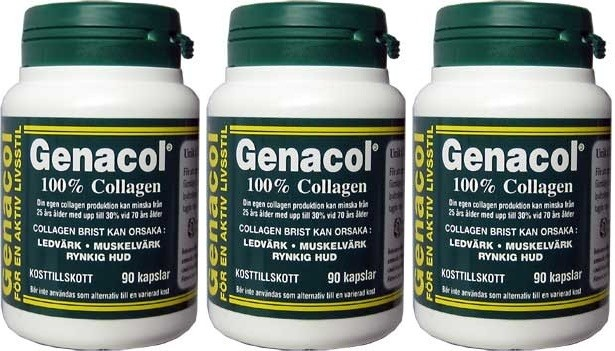 genacol 100 collagen 90 kapslar